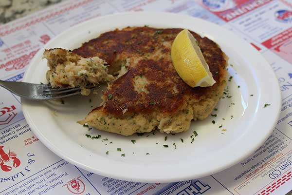 Haddock Fish Cake